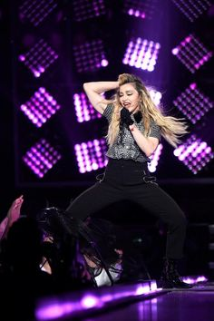 Madonna Rebel Heart Tour - Montreal - with 64x Ayrton MagicPanel-R - Photography by Kevin Mazur