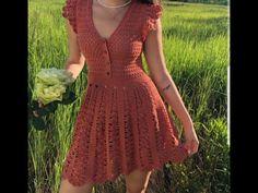 Sweater Knitting Patterns, Crochet Cardigan, Hippie Crochet, Crochet Lace, Beautiful Crochet, Mode Inspiration, Crochet Designs, Crochet Clothes, Dress Skirt