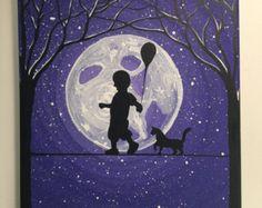 Mi sueños-12 x 9 acrílico sobre panel de la por MichaelHProsper