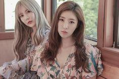 Qri&Eunjung  T-ara ★ What's my name (내 이름은)