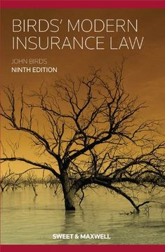 Birds' Modern Insurance Law continues to provide students with a concise yet analytical explanation of the fundamental principles of insurance law. Written in an accessible and straightforward manner, the work covers everything from the history of insurance and regulation through to the various f... more details available at https://insurance-books.bestselleroutlets.com/insurance-laws/product-review-for-birds-modern-insurance-law/