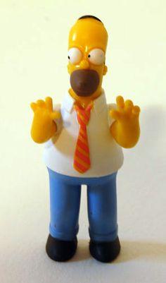figurine simpson rare homer, acheter  Les prix pour jeux et jouets