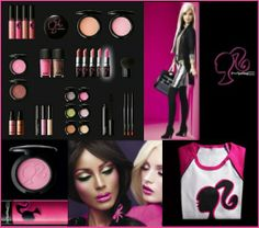 BARBiE MAC *makeup* COlLECTiON