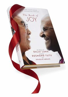 "Oprah's Favorite Things 2016 || ""I want to wish all of you joy—because there is no better gift. Two spiritual masters, the Dalai Lama and Archbishop Desmond Tutu, share their wisdom in this uplifting book. I promise you, it's the best $26 you can spend."" — Oprah"