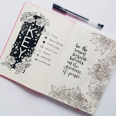 I always loved scribbling random qoutes all over my journal. It's a nice thing having to flip through a random page and read these beautiful words.