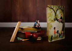 Photo shop, #tracyshoopmanphotography , manipulation,  school, books
