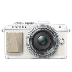 "Buy Olympus PEN E-PL7 Compact System Camera with 14-42mm Lens, HD 1080p, 16.1MP, 3"" LCD Touch Screen Online at johnlewis.com"