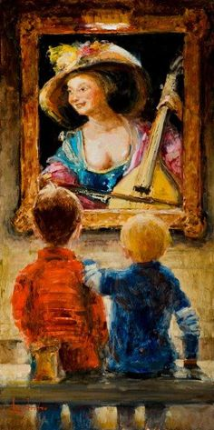 """Art Appreciation"" by Stephen Shortridge"