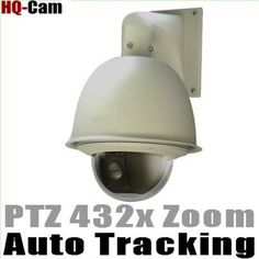 Special Offers - Auto Tracking 432X Zoom (36x Optical 12x Digital) CCTV Security High Resolution PTZ Camera 360Pan 90Tile 24V AC(Wall mount & Power Adapter Included) - In stock & Free Shipping. You can save more money! Check It (April 12 2016 at 10:12AM) >> http://bestmotionsensor.net/auto-tracking-432x-zoom-36x-optical-12x-digital-cctv-security-high-resolution-ptz-camera-360pan-90tile-24v-acwall-mount-power-adapter-included/