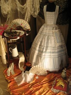 Vesta Modern Victorian, Clothes Pictures, Heirloom Sewing, Costumes, Vintage, Inspiration, Beautiful, Dresses, Ideas