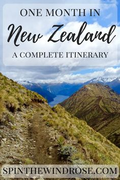 Not sure how to plan your one month trip to New Zealand? This itinerary will…
