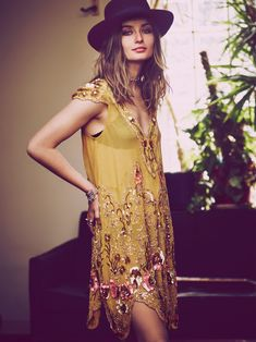 Andreea Diaconu By Guy Aroch For Free People July 2015 29