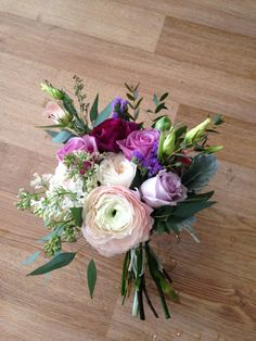 Lilac, Purple, Pink, Blooms Florist, Our Wedding, Floral Wreath, Wreaths, Weddings, Bridal