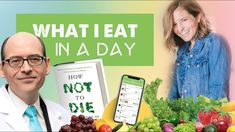 What I Eat In A Day | Dr. Greger's Daily Dozen Challenge