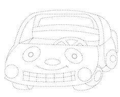 Transportations trace worksheet for kids   Crafts and Worksheets for Preschool,Toddler and Kindergarten