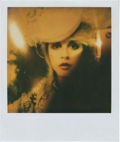 Stevie Nicks Selfies on Haute Macabre
