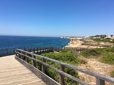 Boardwalk, Carvoeiro, Portugal Greece Trip, Greece Travel, Cool Countries, Countries Of The World, Algarve, Surfer, Roadtrip, Fun To Be One, Dream Vacations