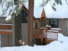 VRBO.com #250297 - Cozy Renovated Cabin in Blue Lake - Perfect for Families, Wifi, Netflix, Gorgeou