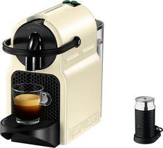 NESPRESSO - Magimix Inissia coffee machine with Aeroccino | Selfridges.com