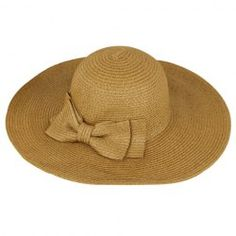 ed41dfe4e3c Fashion Bowknot Decorated Women s Peaked Straw Hat