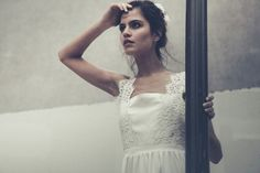 Laure de Sagazan Bridal Collection '12