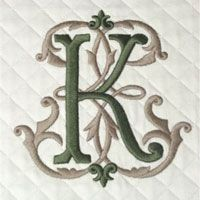 Gallery of monograms