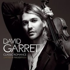 David Garrett - heard this guy on the news this morning...WOW. might need some of his music.