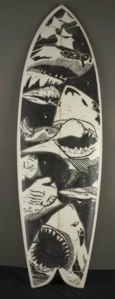 sharks, maybe combine with greed?