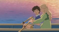 Our take on Studio Ghibli's newest anime, When Marnie Was There【Impressions】 Studio Ghibli Art, Studio Ghibli Movies, Hayao Miyazaki, Film Anime, Anime Art, Erinnerungen An Marnie, Noragami, When Marnie Was There, Chill