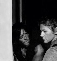"The Walking Dead 5x06 ""Consumed"" Carol and Daryl"
