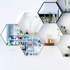 Hexagonspegel - Betonggruvan - Betonggruvan