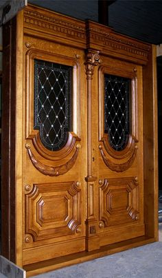 Entrance door , W Ukraine ( handmade) , from Iryna