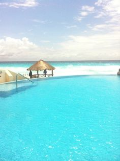 Live aqua  Cancun...one of our favorite places.