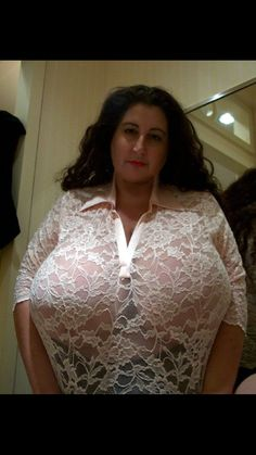 Mature big tits tight tops sheer have