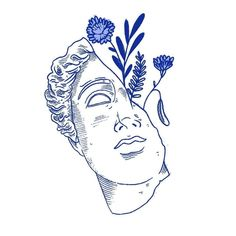 History Illustration US presidents - - Graffiti Art, Graffiti Tattoo, Tattoo Drawings, Art Drawings, Blue Drawings, Tattoo Art, Illustration Art, Illustrations, Desenho Tattoo