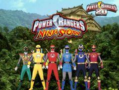 Power Rangers 20- Ninja Storm by ThePeoplesLima on DeviantArt