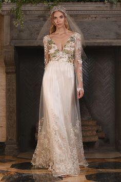 A coleção de outono 2017 da marca traz os famosos vestidos românticos das outras temporadas, mas com toques modernos. Inspirado pelas quatro estações, os modelos podem ser usados em qualquer época …
