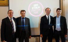 Presentazione Giro d'Italia