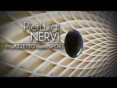 Images du Petit Palais des Sports de Rome (en italien, Palazzetto dello Sport) construit par l'ingénieur-constructeur italien Pier Luigi Nervi