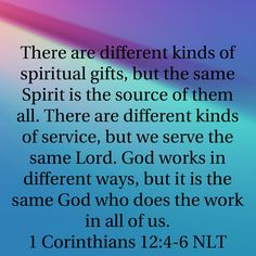 John 812 christianity darkness and bible there are different kinds of spiritual gifts but the same spirit is the source of them all negle Images