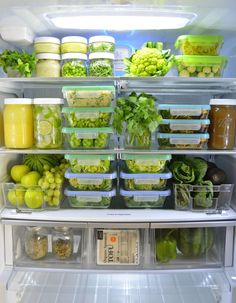 To ensure a healthy lifestyle, WHO recommends eating lots of fruits and vegetables, reducing fat, sugar and salt intake and exercising. Healthy Eating Fact Sheets and Healthy Lifestyle Fact Sheets. title text-decoration:none ! Refrigerator Organization, Kitchen Organization Pantry, Organized Fridge, Fridge Storage, Food Storage, Interior Modern, Healthy Fridge, Clean Eating, Healthy Eating