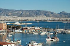 The largest port in all of Europe, Piraeus may be the place you explore when you first arrive to Athens by boat.
