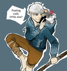 JACK FROST by Himeco on DeviantArt