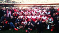 See you at the finals! After beating the Highlanders the Emirates Lions have secured a spot in the Super Rugby tournament's final match. Thank you to all the fans who believed in us during this unbelievable season! Golden Lions, Super Rugby, Emirates Airline, Highlanders, Finals, Instagram Posts, Sports, Hs Sports, Final Exams