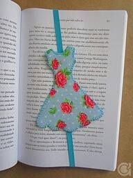 From Best Out Of Waste Facebook page! Cool bookmark