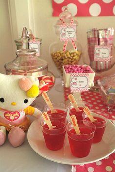 Hello Kitty Birthday Party Ideas | Photo 2 of 22