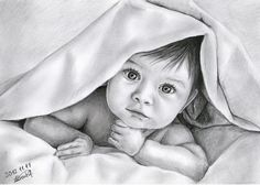 Baby By Moni kaa5.deviantart.com On @DeviantArt Desenho E - 1024x729 - jpeg