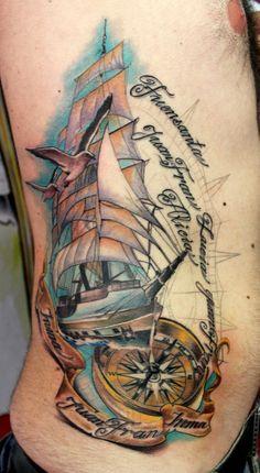Tatuaje de Georgi - The Inker, estudio de tatuajes en Torrevieja (Alicante).