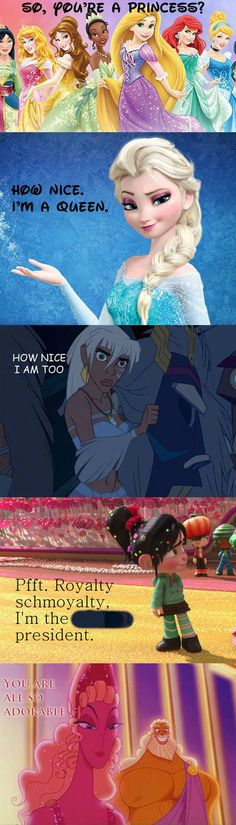 Funny Disney Princess Memes Hilarious 45 Ideas For 2019 Disney Pixar, Walt Disney, Disney Magic, Disney And Dreamworks, Disney Love, Disney Art, Disney Frozen, Disney Stuff, Disney Ideas