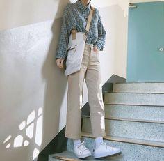Korean Fashion Trends, Korean Street Fashion, Korea Fashion, Asian Fashion, Girl Fashion, Fashion Outfits, Fashion Design, Mens Fashion, India Fashion